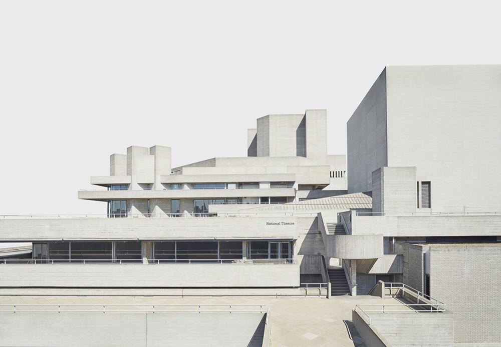 The National Theatre x Benedict Lovegrove