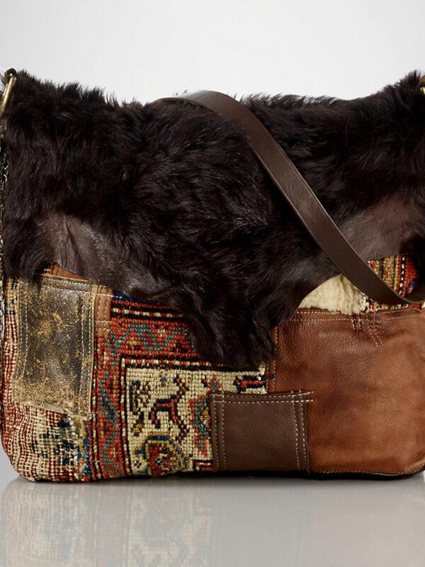 Ralph Lauren Tapestry Bag