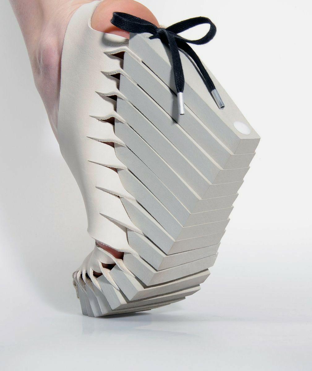 Barbara Langendijk shoe