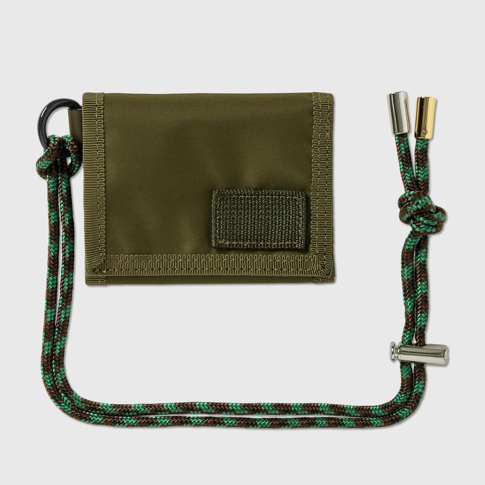 Sacai Porter Trifold Wallet