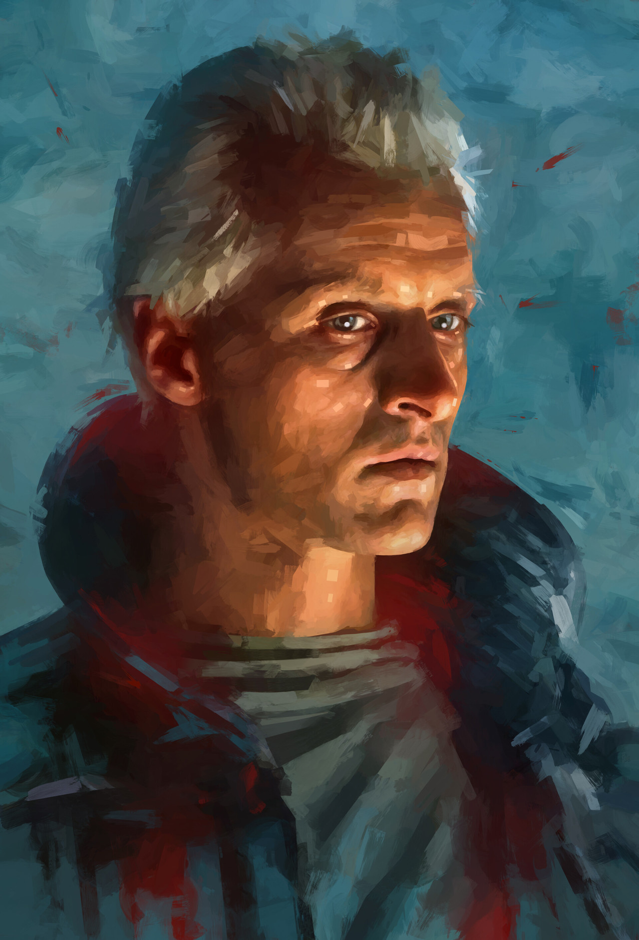 Blade Runner x Brian Taylor