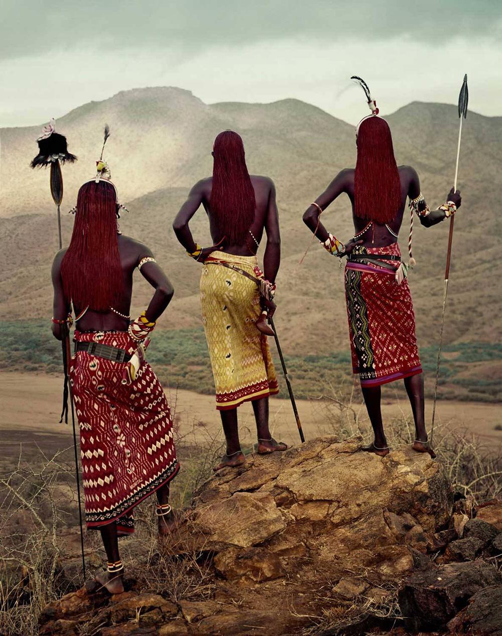Samburu Tribe x Jimmy Nelson