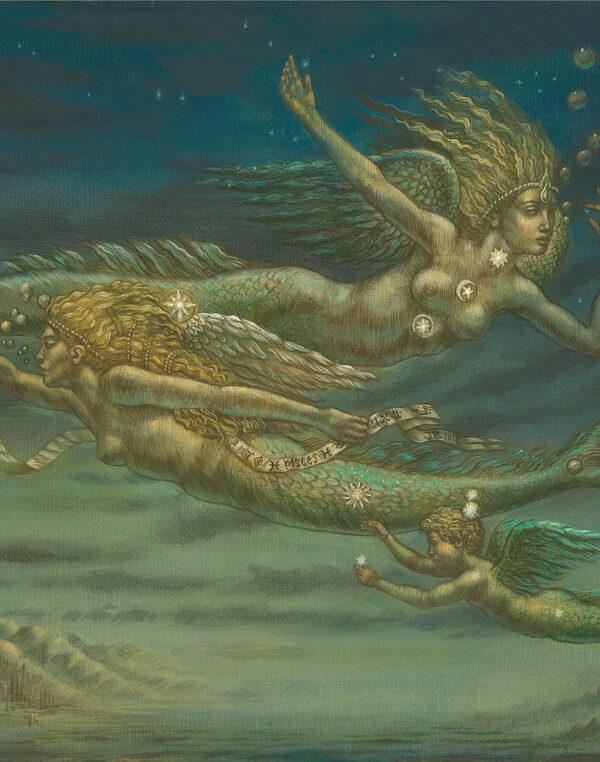 Pisces x Jake Baddeley
