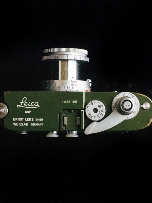 Leica M3 Bundeseigentum