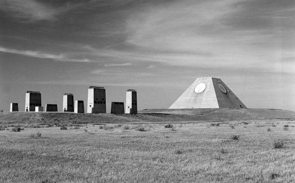 The Nekoma Pyramid