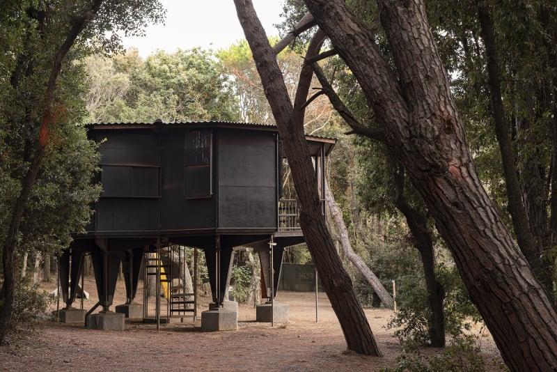 Casa Esagono x Vittorio Giorgini