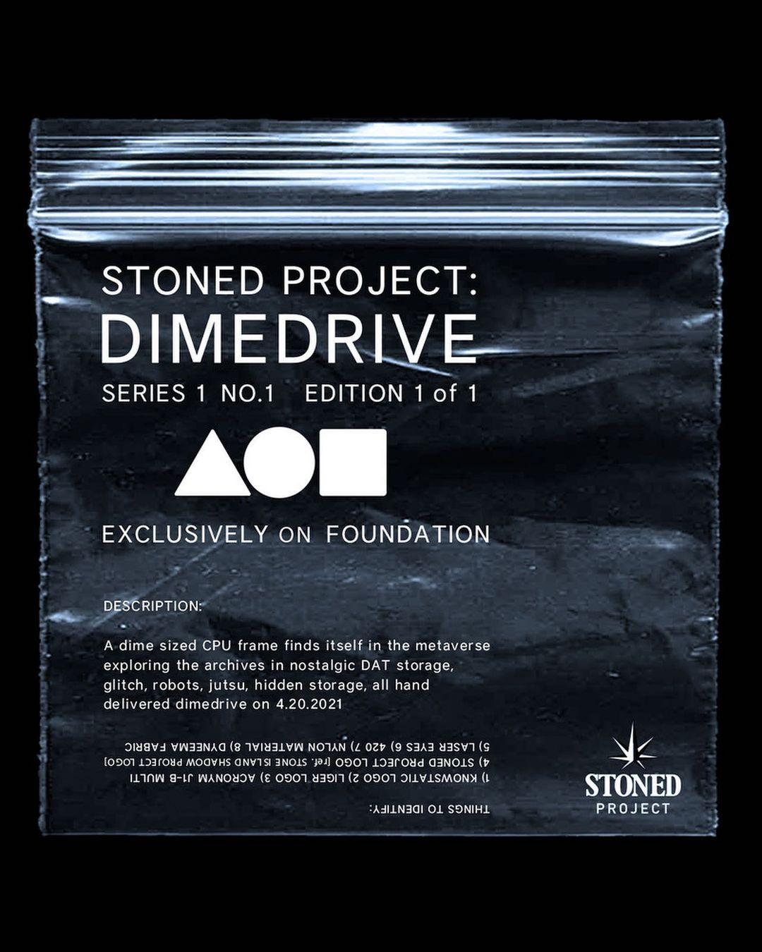 Stoned Project: Dimedrive