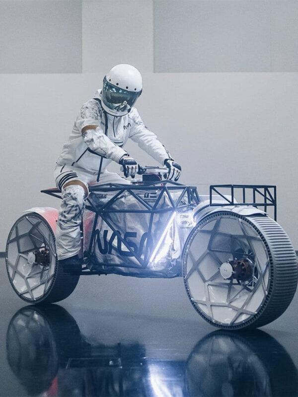 Tardigrade moon motorcycle
