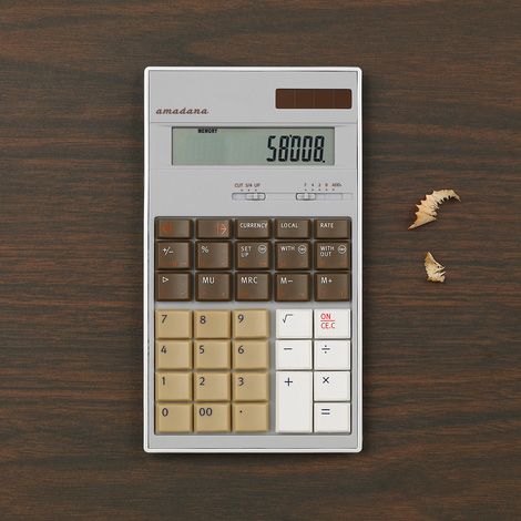 amadana LC-104 calculator