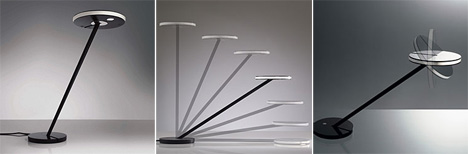 Artemide ITIS desk lamp