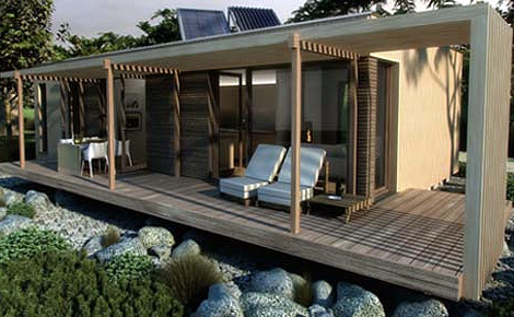 Cloud Nine eco-home