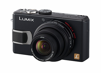 Lumix DMC-LX2 Digital Camera