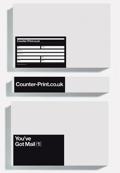 New Creative: Counter-Print