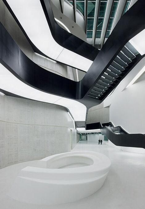 MAXXI: Museum of 21st Century Arts