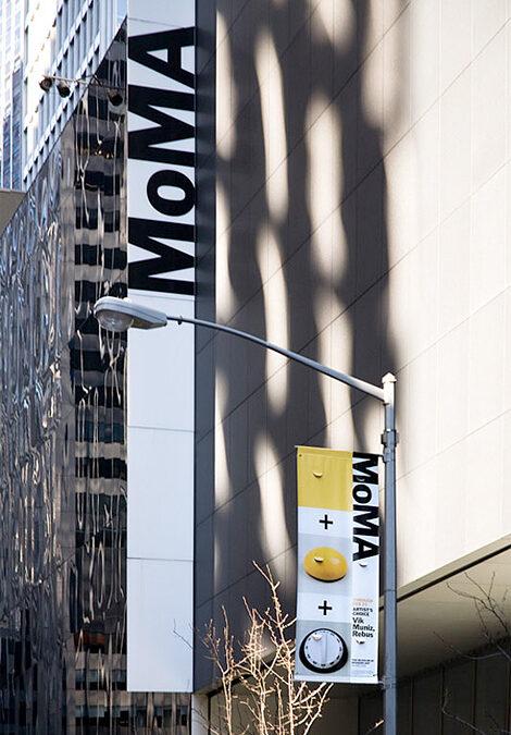 MoMA brand reboot