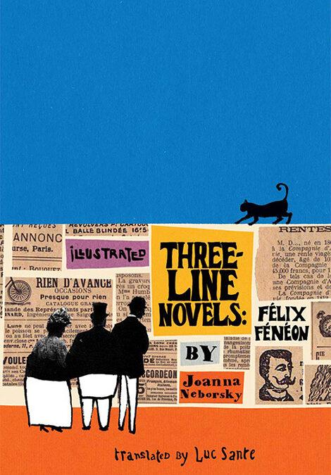 Three Line Novels