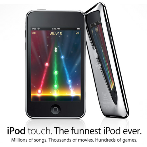 The funniest iPod ever