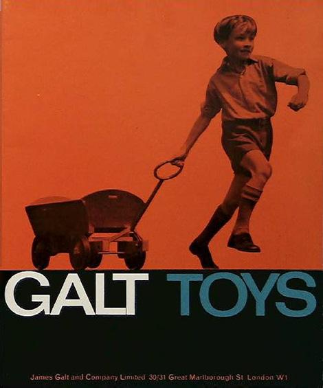 Ken Garland: Galt Toys