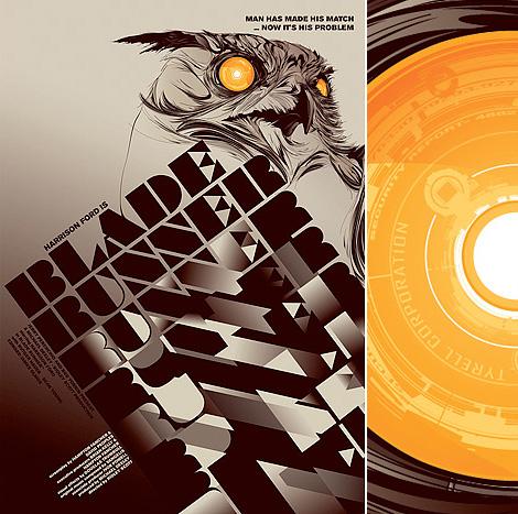 Kako - Blade Runner poster
