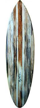 Linden Agave surfboard