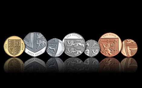 Royal Mint – New Coins