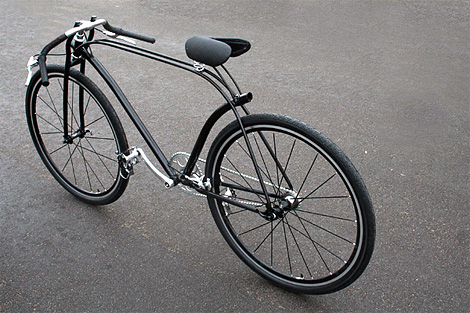 Pilen concept bicycle