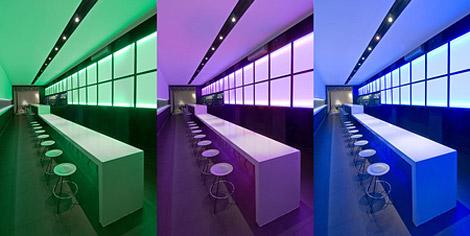 Plato Restaurant bar