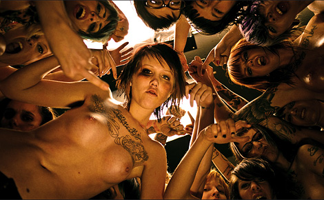 Suicide Girls - Fight Club