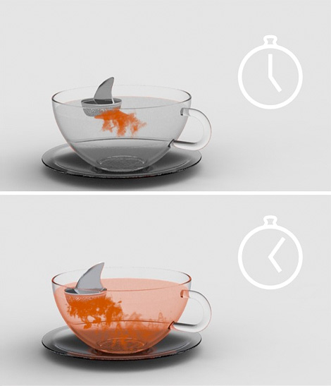Sharky infuser