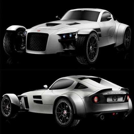 Sondergard Roadster