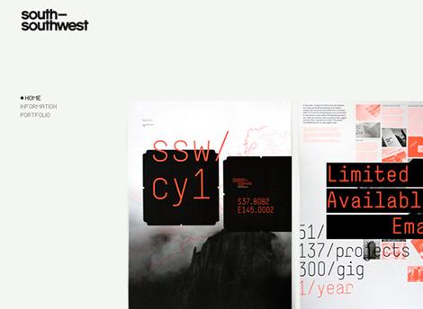 Southsouthwest  website