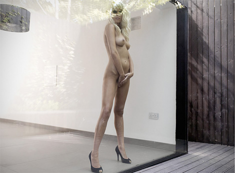 Steve Neaves nude