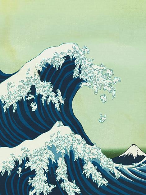 Kozyndan – Tsunami bunnies