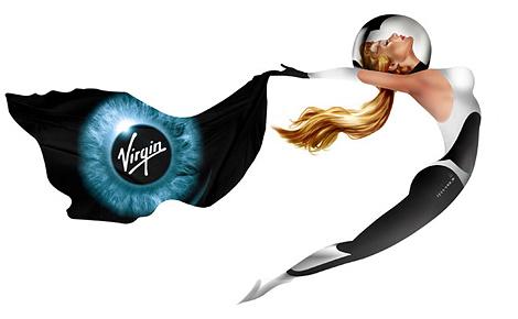Virgin Galactic – Galactic Girl