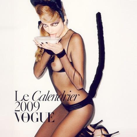 Vogue Calendar 2009