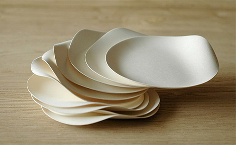 Wasara tableware