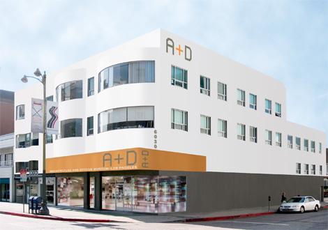 A + D Museum