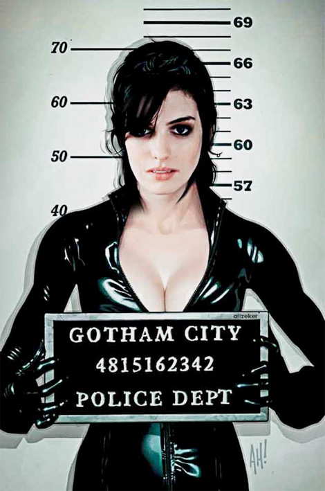 Catwoman hath a way