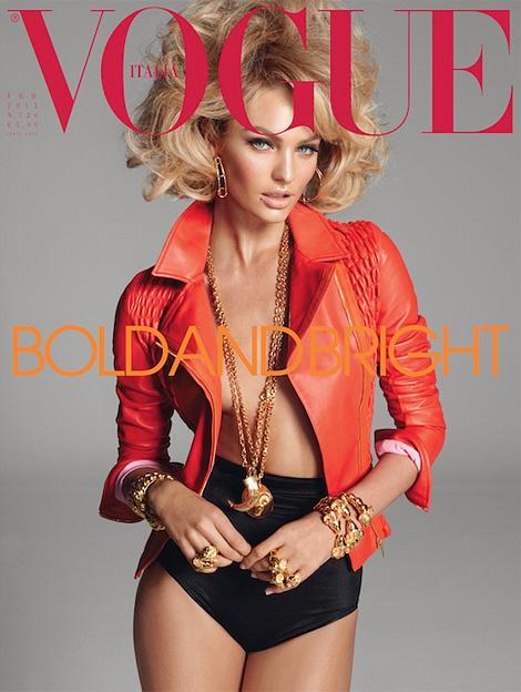 Vogue Italia Feb 2011