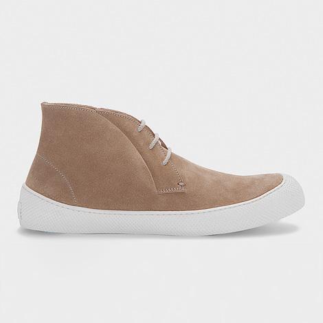 Jil Sander suede sneaker