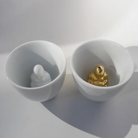 Buddha Teacups