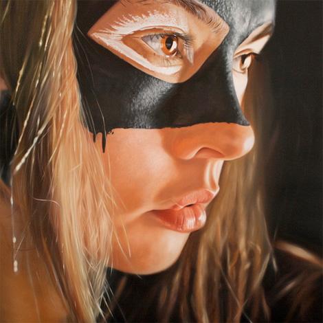 JKB Fletcher: Super Heroines
