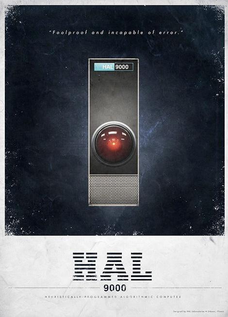 Justin Van Genderen: HAL 9000