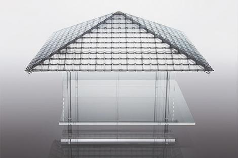Glass Teahouse